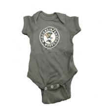 Infant's Grey Primary Onesie